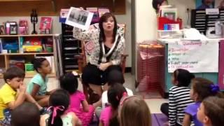 Oral language lesson