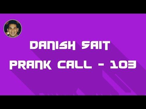 You are a cockroach - Danish Sait Prank Call 103