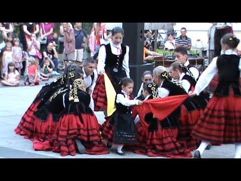 """Ballet Ara de Madrid"" - Španjolska (2/3) [Međunarodni festival folklora Karlovac 2017]"