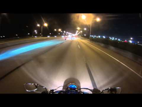 Bike Night ride to CAFE 27 in Weston