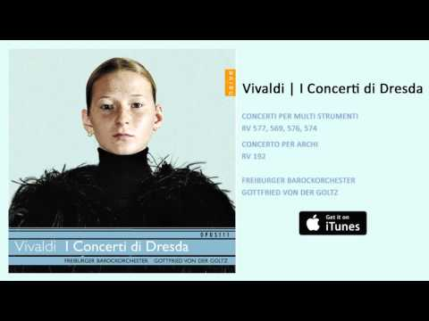 THE VIVALDI EDITION | 7 - I Concerti di Dresda