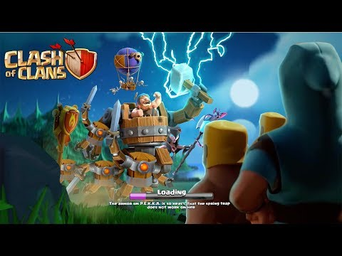 Full History of Clash of Clans (2012-2018) | Every CoC Loading Screen Ever | New CoC Vs Old CoC