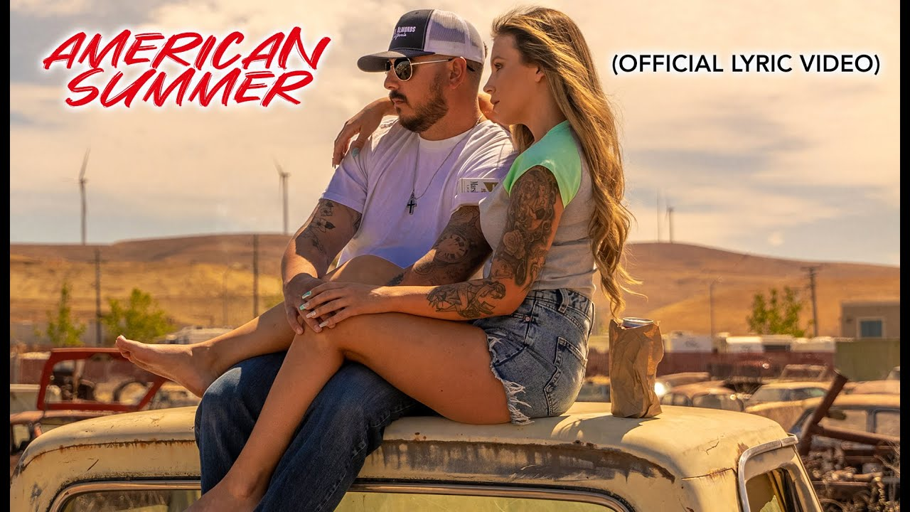 "Moonshine Bandits - ""American Summer"" ft. Burn County (Official Lyric Video)"