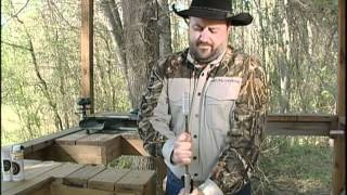Cleaning your CVA Muzzleloader