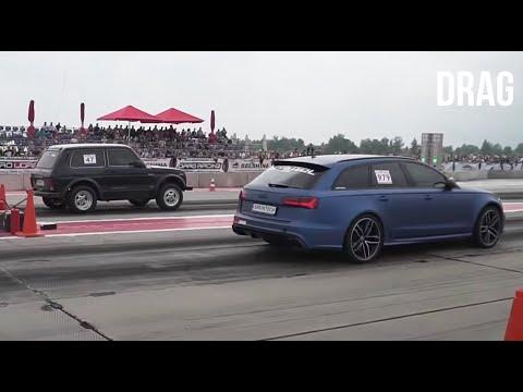 3500HP Драг-монстр! Взрыв