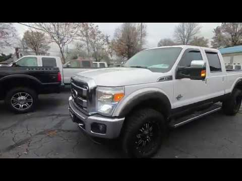 2015 FORD F350 LARIAT 4x4 - Used Truck For Sale - Wooster, OH