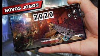 Saiu NOVO jogo de SOBREVIVENCIA e novos JOGOS PARA ANDROID 2020
