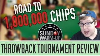 $215 Sunday Warm-up $118,000 to 1st - Throwback Tournament Review [Episode 1: Part 4]