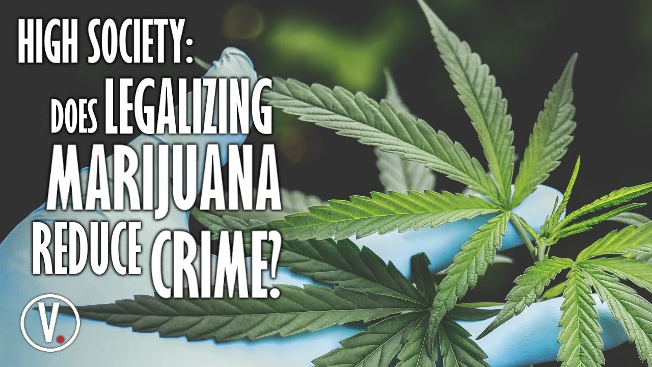 an argument against the decriminalization of marijuana to reduce crime rates in society