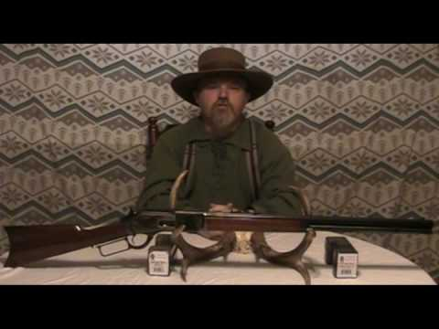 Cimarron 1876 Winchester Rifle - Review