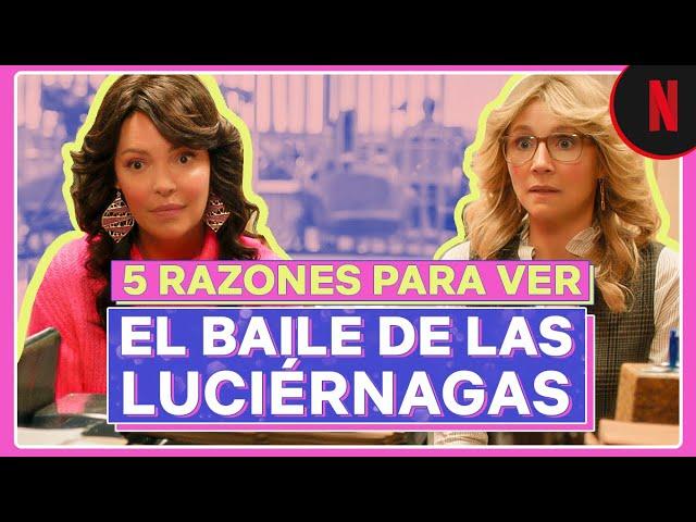 El Baile De Las Luciérnagas 5 Razones Para Ver La Serie Youtube