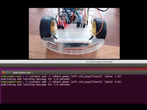 Apply Coursera Control of Mobile Robots with ROS and ROSbots — Part