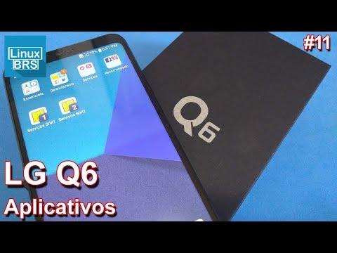 LG Q6 - Aplicativos