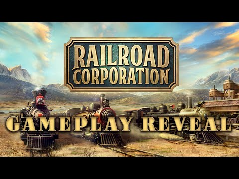Railroad Corporation steams into Early Access this month