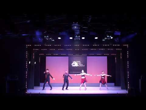 2017 Osaka Latin Dance Festival - Mamboki Project