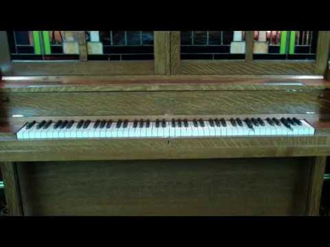 Link Orchestrion style A  giving an example of the speed of Midi