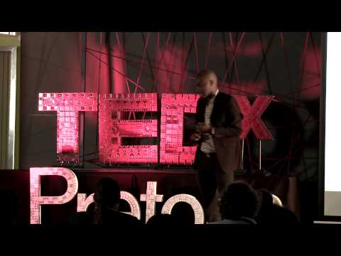 Capitalizing on South Africa's demographic dividend: Bruce Dube at TEDxPretoria