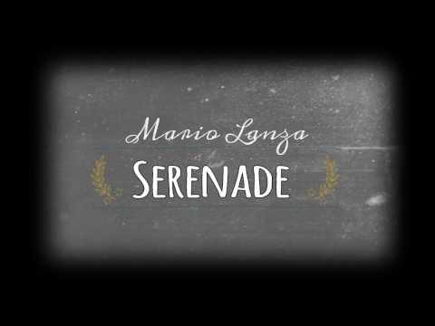 Mario Lanza - Serenade (Lyrics)