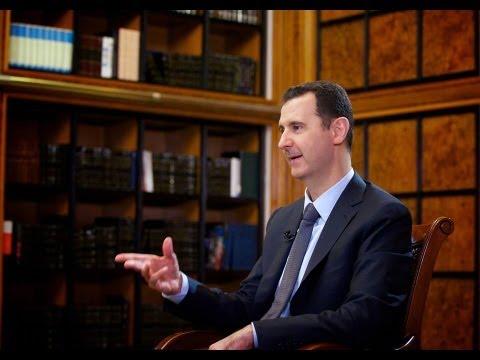 President Bashar Al-Assad full interview with Fox News channel.