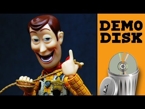SEX TOY STORY - Demo Disk Gameplay