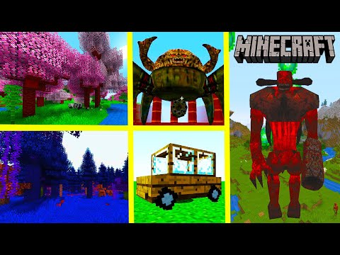 Top 10 Best Minecraft Mods (1.15.1) - 2020