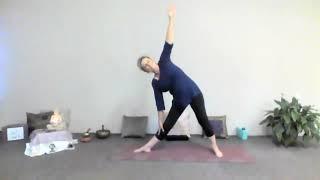 Hatha Yoga 23 Minutes - Easy Yoga Practice