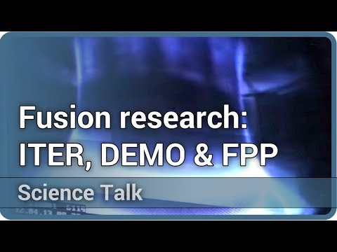 Envisioning a Fusion Reactor - ITER DEMO and the FPP | Hartmut Zohm