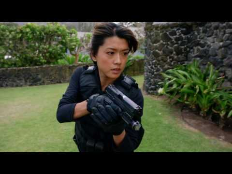 Hawaii Five 0 Kono Gets Angry Fight Scene