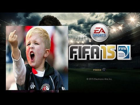 FIFA 15 Ultimate Team Rant - EAids !! - (Latency Bar, Pace, Referees...) poster