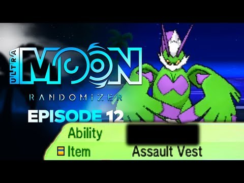 THIS ABILITY IS INSANE - Pokémon ULTRA Sun & Moon RANDOMIZER Nuzlocke Episode 12!
