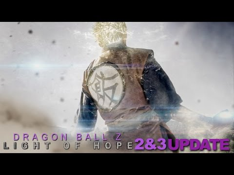 DRAGON BALL Z: LIGHT OF HOPE - Episode 2...