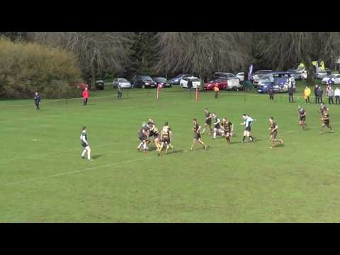 The University of Glasgow 1st XV vs The University of Edinburgh 1st XV Match Highlights