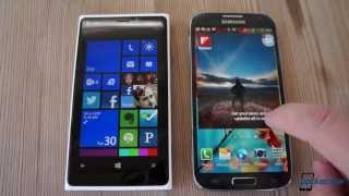 Galaxy S 4 vs Lumia 920