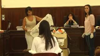 JUICIO DOBLE CRIMEN DE ALMONTE, DECLARACION MARIANELA