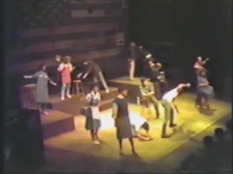 Working - Brandeis University 11/3/85