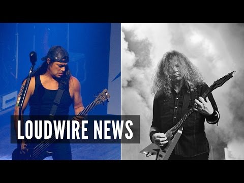 Robert Trujillo Responds to Dave Mustaine's Big 4 Comments