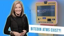 Bitcoin ATM's exist!?