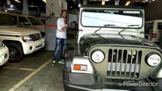 SELF PDI INSPECTION OF MY THAR CRDE MONSTER SOUND OF A BEAST WITH FRONT KOMATSU LOOKS