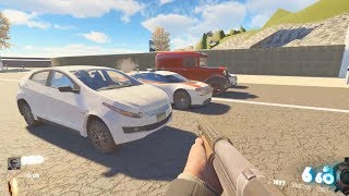 DRIVABLE CARS IN BLACK OPS 3 ZOMBIES