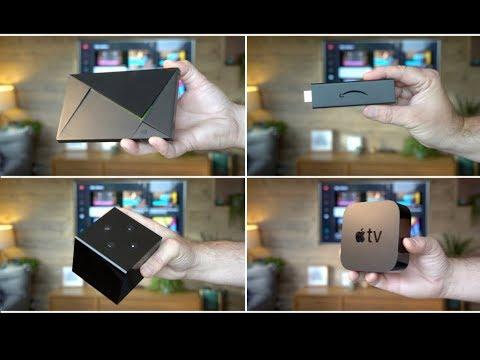 Fastest 4K Streaming Device | Apple TV, Nvidia Shield, Amazon Fire TV Cube Or Amazon Firestick 4K