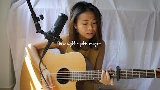 Download Lagu new light 🌟- john mayer (cover) Mp3