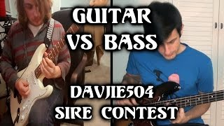Guitar VS Bass [Messiah of Fire - Davie504 Sire Contest]