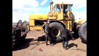 Замена колеса к 701