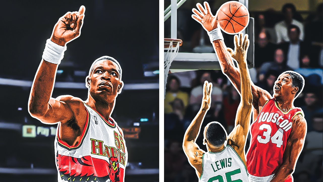 10 BEST Shot Blockers In NBA History