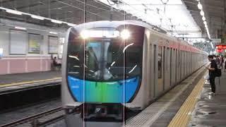 西武40000系41003F秋津駅高速通過