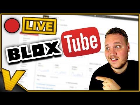 🔴 LIVE 🔴 VMAN STREAMER BLOXTUBE :: BloxTube Roblox Dansk