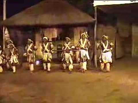 Traditional African Dance