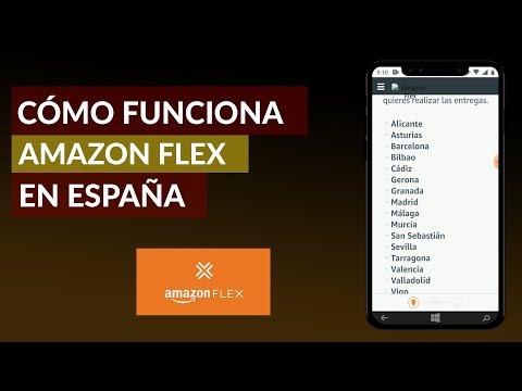 Cómo Funciona Amazon Flex en España - Conoce Todos los Secretos de Amazon Flex