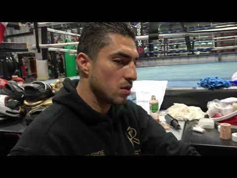 Robert Garcia On Amir Khan vs Crawford - EsNews Boxing