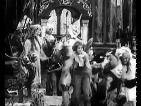 HIS MAJESTY THE SCARECROW OF OZ (1914 - Silent) L Frank Baum Classic